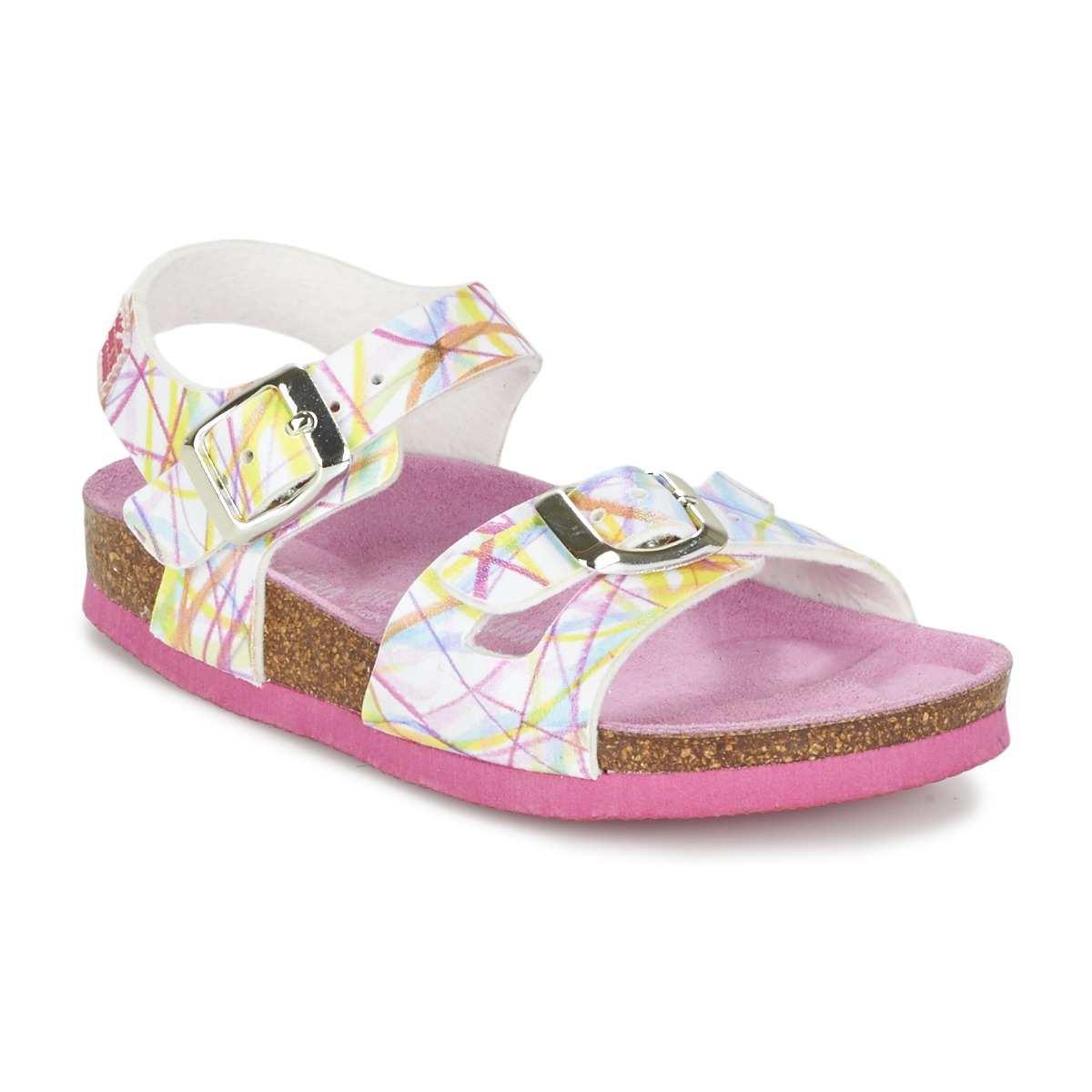 sandaler Agatha Ruiz de la Prada CHELINA Flerfärgad