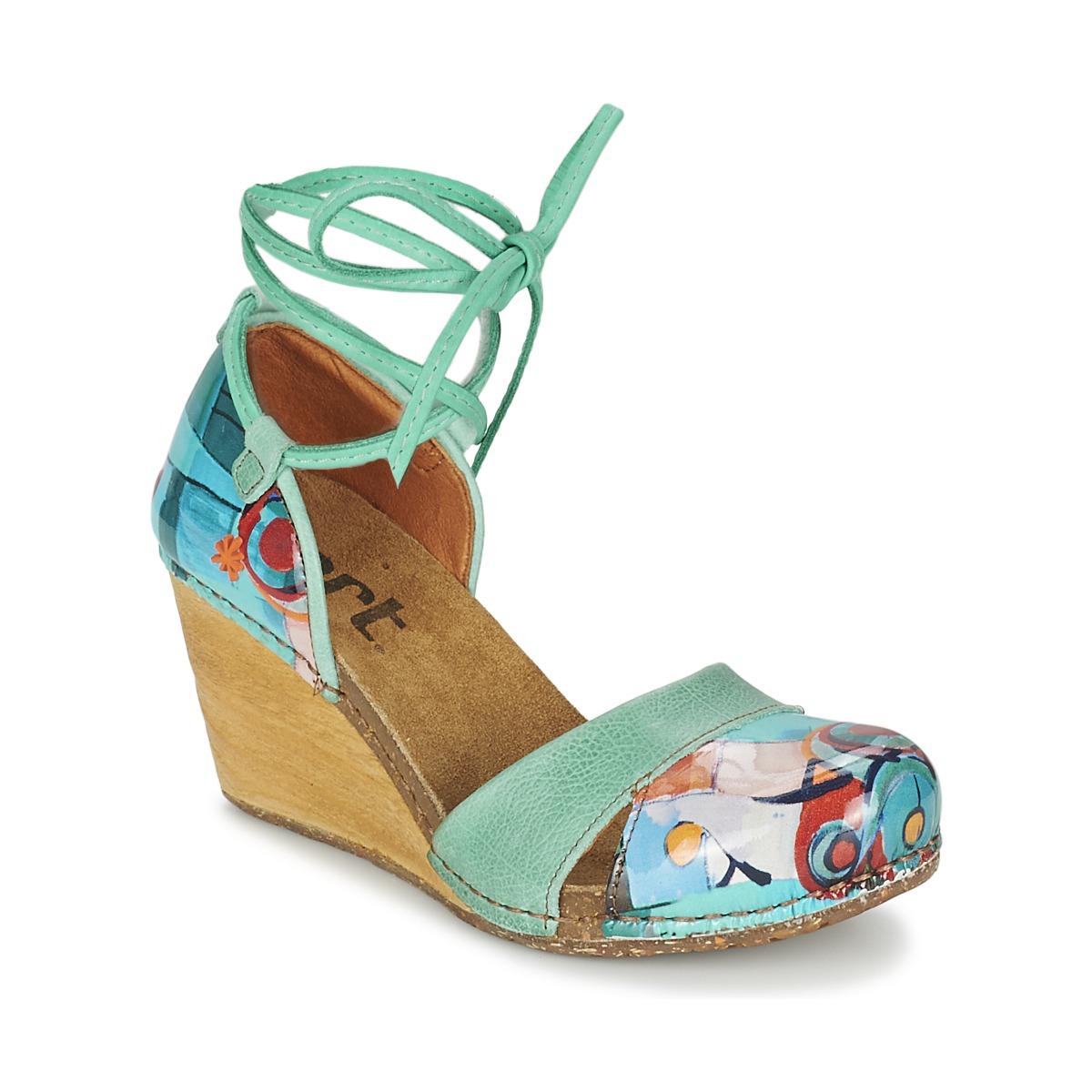 sandaler Art VALBY 499 Grön