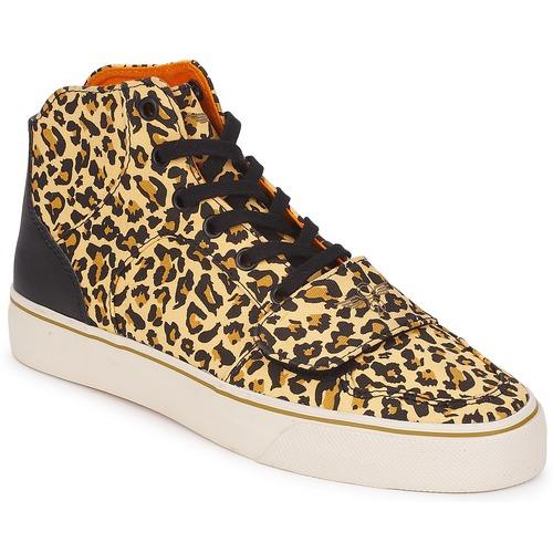Skor Dam Höga sneakers Creative Recreation W CESARIO XVI M Leopard