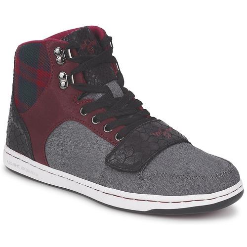 Skor Herr Sneakers Creative Recreation W CESARIO Grå / Brun