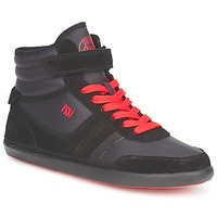 Höga sneakers Dorotennis MONTANTE STREET LACETS + VELCRO