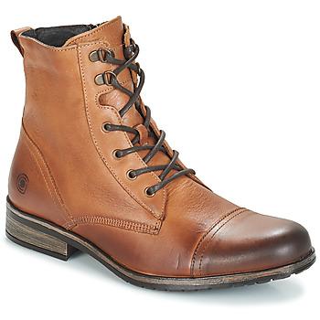 Skor Herr Boots Casual Attitude RIBELLE Kamel