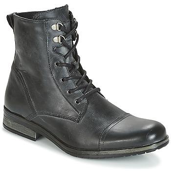 Skor Herr Boots Casual Attitude RIBELLE Svart