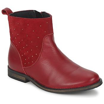 Skor Flick Boots Citrouille et Compagnie BELFINE Röd