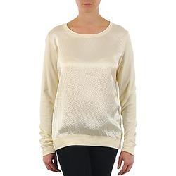 textil Dam Långärmade T-shirts Majestic 237 Benvit