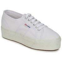 Skor Dam Sneakers Superga 2790 LINEA UP AND Vit