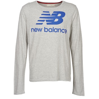 Långärmade T-shirts New Balance NBSS1403 LONG SLEEVE TEE