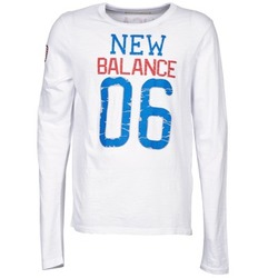 Långärmade T-shirts New Balance NBSS1404 GRAPHIC LONG SLEEVE TEE