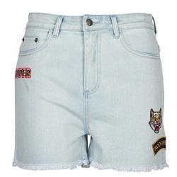 textil Dam Shorts / Bermudas American Retro BORIS Blå