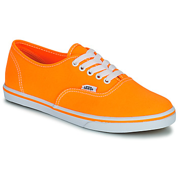 Skor Dam Sneakers Vans AUTHENTIC LO PRO Orange