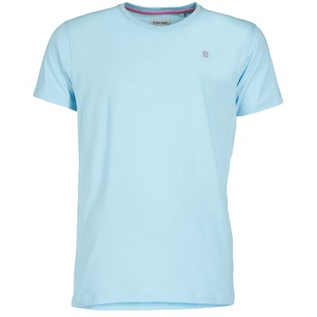 textil Herr T-shirts Serge Blanco 3 POLOS DOS Blå / Himmelsblå