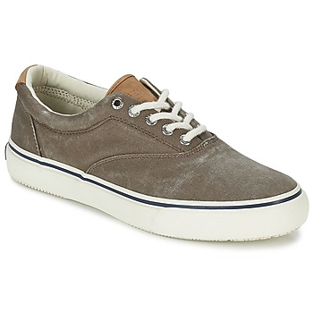 Skor Herr Sneakers Sperry Top-Sider STRIPER CVO Choklad