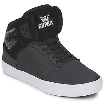 Skor Herr Höga sneakers Supra ATOM Svart / Vit