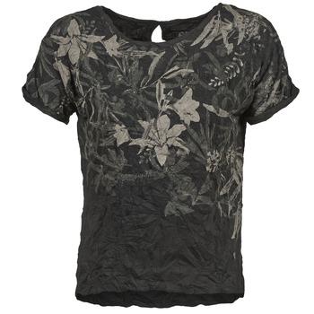 textil Dam T-shirts Oxbow NIANA Svart