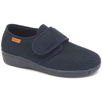Skor Dam Sneakers Calzamedi POSTOPERATORIO DOMESTICO AZUL