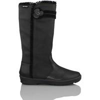 Skor Flickor Boots Biomecanics GARVALIN A-ORLANDO CHICA NEGRO