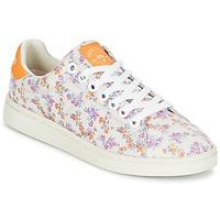 Skor Dam Sneakers Pepe jeans CLUB FLOWERS Vit