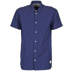textil Herr Kortärmade skjortor Suit DAN S Blå