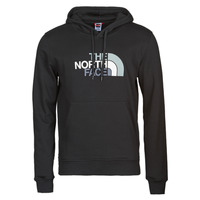 textil Herr Sweatshirts The North Face DREW PEAK PULLOVER HOODIE Svart