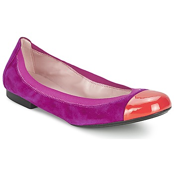 Skor Dam Ballerinor Pretty Ballerinas HONEY Violett