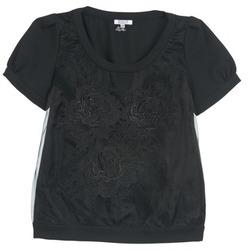 textil Dam Blusar Brigitte Bardot BB44160 Svart