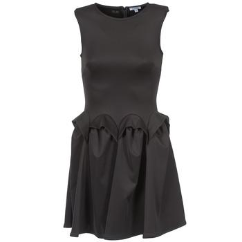 textil Dam Korta klänningar Brigitte Bardot BB44204 Svart