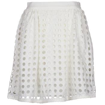textil Dam kjolar Brigitte Bardot BB44196 Vit