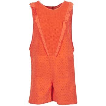textil Dam Uniform Brigitte Bardot BB44084 Korall
