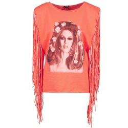 textil Dam Linnen / Ärmlösa T-shirts Brigitte Bardot BB44075 Korall