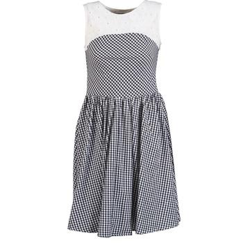 textil Dam Korta klänningar Brigitte Bardot BB44021 Svart
