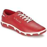 Skor Dam Sneakers TBS JAZARU Röd