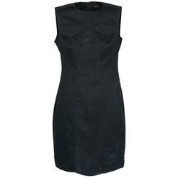 textil Dam Korta klänningar Diesel D-SIRY Svart