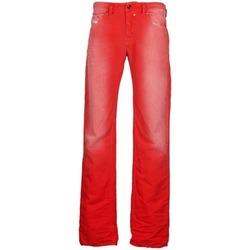 textil Herr Raka byxor Diesel SAFADO Röd