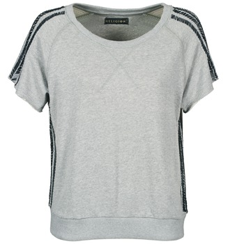 textil Dam T-shirts Religion B114HRW02 Grå