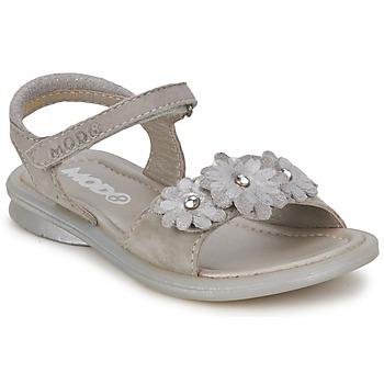 Skor Flickor Sandaler Mod'8 JUKA Silverfärgad