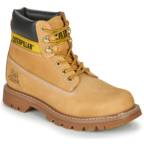 Skor Herr Boots Caterpillar COLORADO Honung