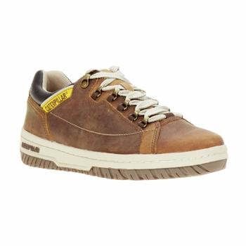 Skor Herr Sneakers Caterpillar APA Brun
