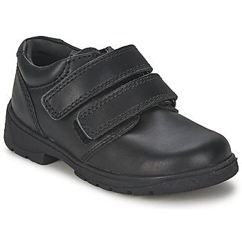 Skor Pojk Sneakers Start Rite ROTATE Svart