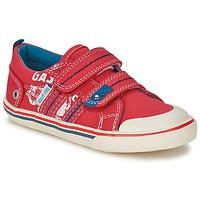 Skor Pojk Sneakers Start Rite GASOLINE Röd