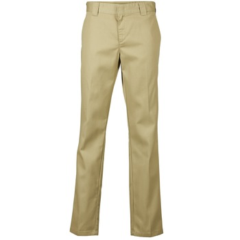 textil Herr Chinos / Carrot jeans Dickies SLIM FIT WORK PANT Beige