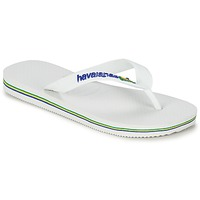 Skor Barn Flip-flops Havaianas BRASIL LOGO Vit