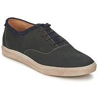 Skor Herr Sneakers Schmoove ESCAPE LOW Svart / Marin