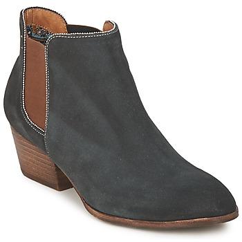 Skor Dam Boots Schmoove WHISPER CHELSEA Marin / Brun