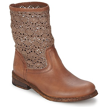 Skor Dam Boots Felmini GREDO Choklad