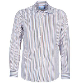 textil Herr Långärmade skjortor Serge Blanco DORILANDO Flerfärgad