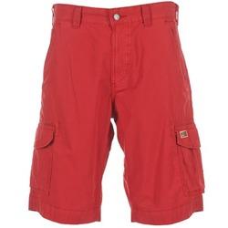 textil Herr Shorts / Bermudas Napapijri PORTES A Röd
