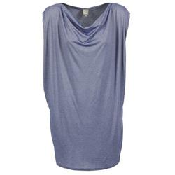 textil Dam Korta klänningar Bench TRUISM Blå