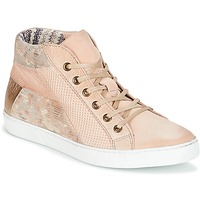 Skor Dam Sneakers Dream in Green MOLIMELA Beige / Rosa