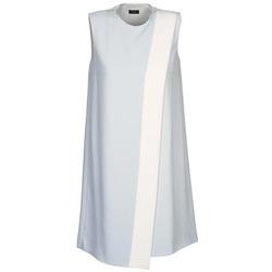 textil Dam Korta klänningar Joseph SOL Grå / Vit