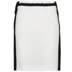 textil Dam kjolar Joseph RIA-TECHNO Svart / Vit
